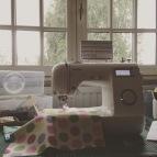 Atelier machine à coudre