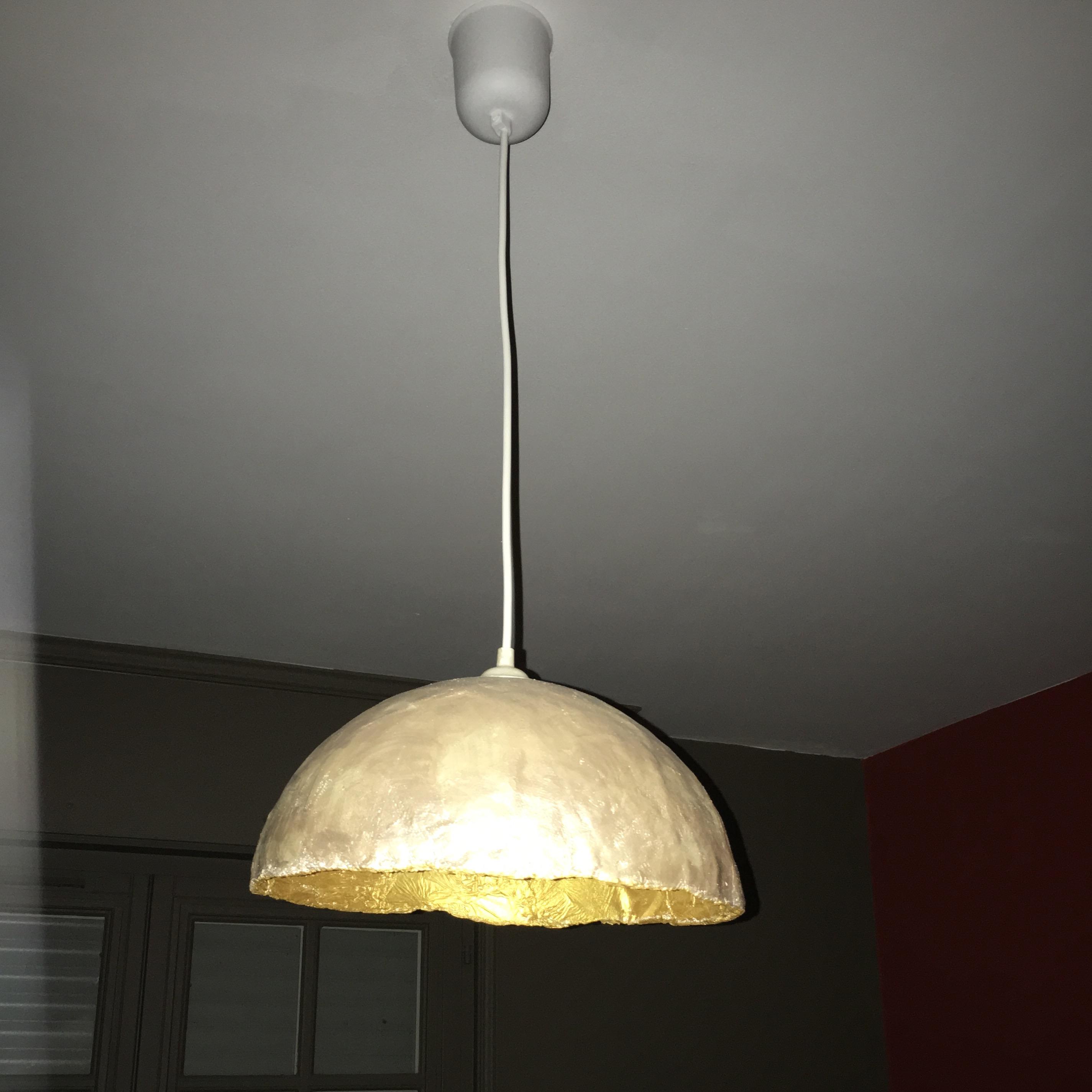 Luminaire Diy Suspension Diy Suspension Un Luminaire Solide La