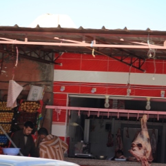 le boucher et le primeur_Maroc