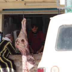 Le boucher_Maroc
