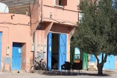 Terrasse de café_Maroc