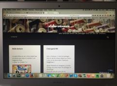 Image lancement du blog