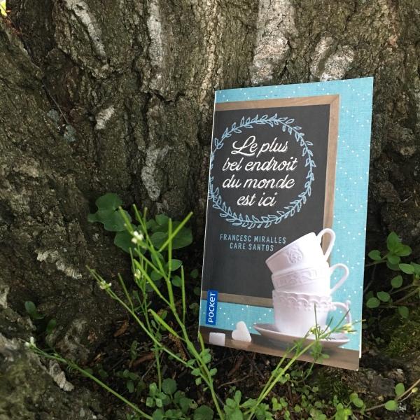 Le plus bel endroit du monde est ici, un roman , un conte, un chemi...